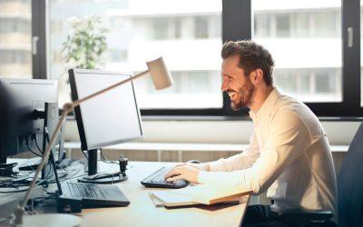 ¿Sus trabajadores realizan mayoritariamente trabajo de oficina?
